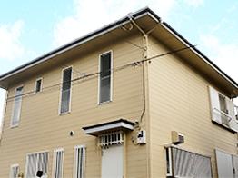 外壁、屋根塗装および、シーリングの打ち替え、下地補修の全てが完了です。お客様にも非常に喜んでいただきました。
