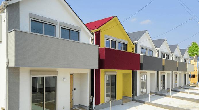 外壁塗装のカラーシミュレーションご近所との調和