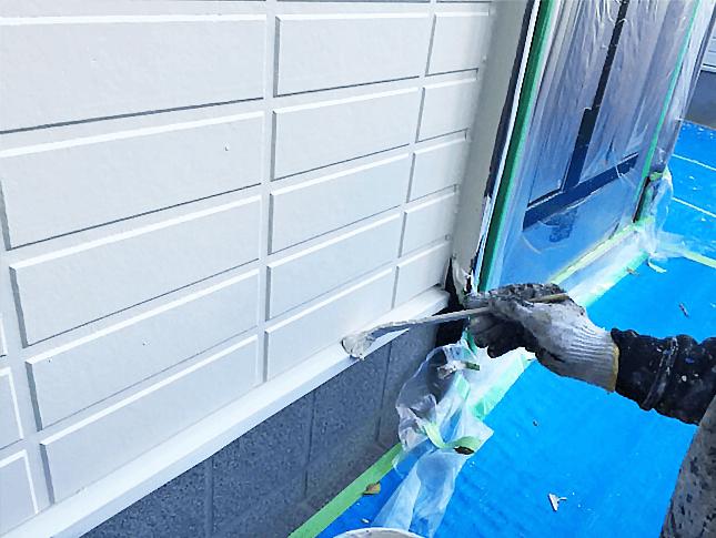 東京都荒川区にて水性セラタイトsiで外壁屋根塗装