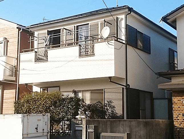 神奈川県相模原市にて水性セラタイトsiで外壁屋根塗装