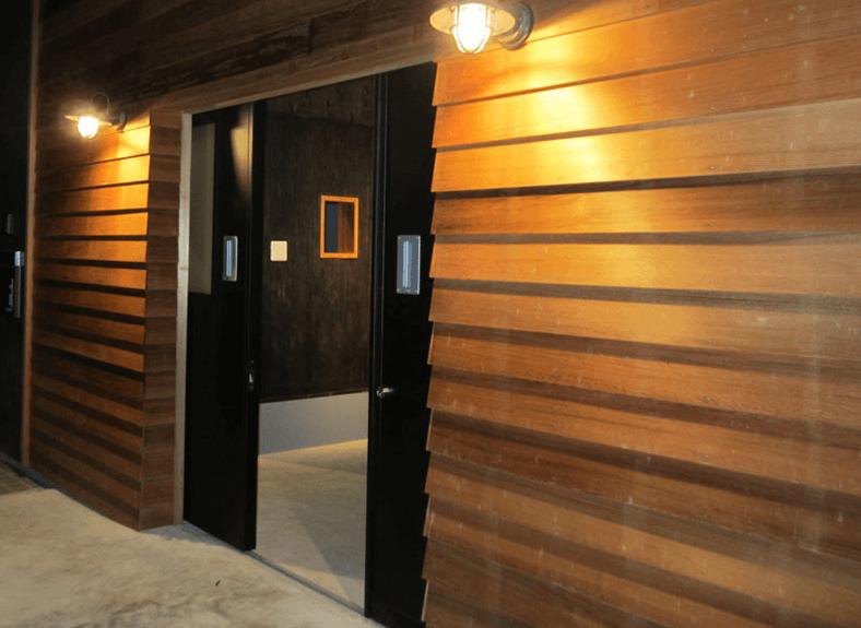木製外壁のリフォーム